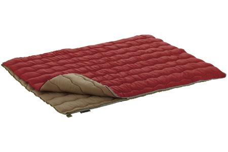 LOGOS(ロゴス) 2in1・Wサイズ丸洗い寝袋・0 72600690 送料無料