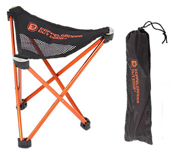 D.O.D Doppelganger Outdoor DOPPELGANGER OUTDOOR ウルトラライトトレッキングチェア Super  Duralumin Ultra Lightweight And Compact Chair C1 71
