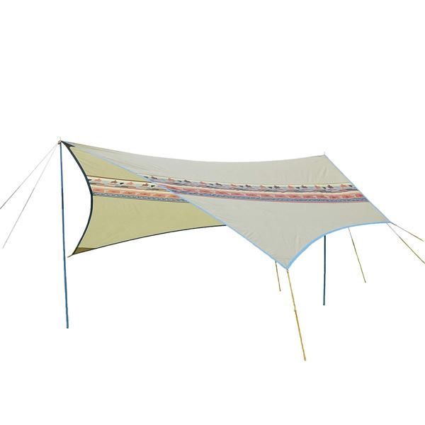 LOGOS(ロゴス) LOGOS ナバホ Tepee ブリッジヘキサ-AE 71806509 送料無料 おしゃれ キャンプ ティピ ティピーテント