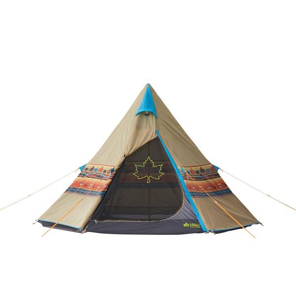 LOGOS(ロゴス)ナバホTepee 300 71806501 送料無料 おしゃれ キャンプ テント ティピ ティピーテント