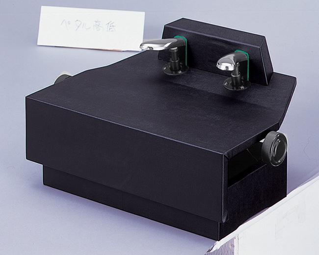 AX-100-B ピアノ補助ペタル ブラック / 吉澤(楽器小物)