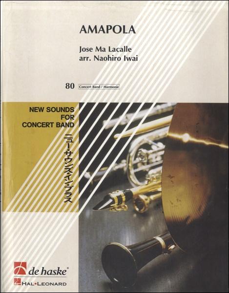 楽譜 GYW00052156アマポーラ / デ・ハスケ社
