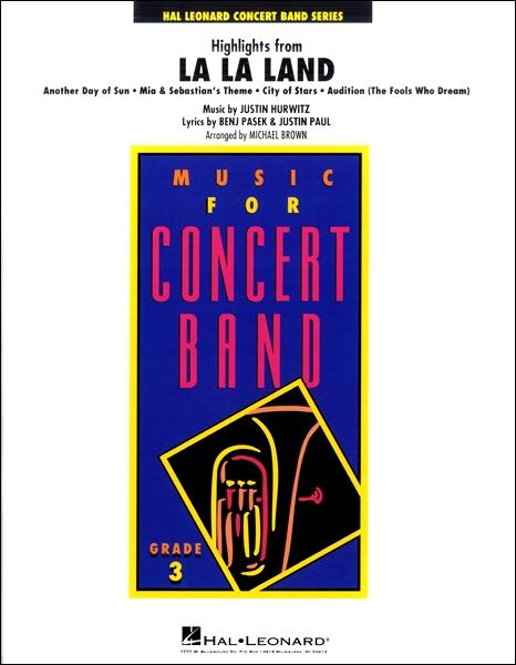 楽譜 UP673 輸入 「ラ・ラ・ランド」メドレー(同名映画より) / ロケットミュージック(旧エイトカンパニィ)