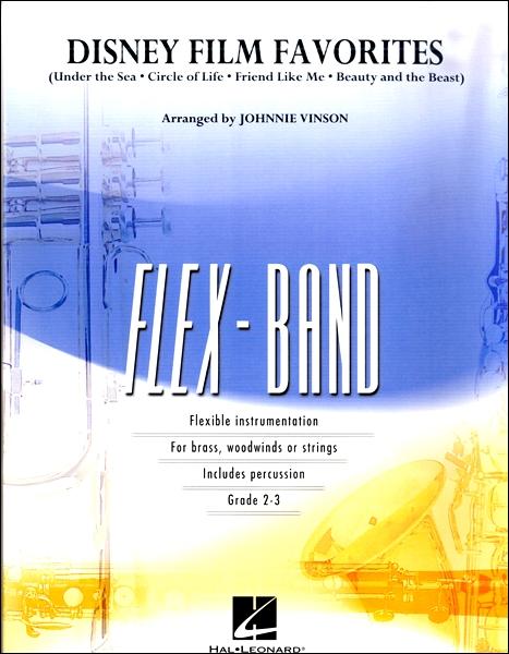 輸入Disney Film Favorites/ディズニー・フィルム・フェイヴァリッツ(フレックス・バンド)CD付 / ウィンズ・スコア