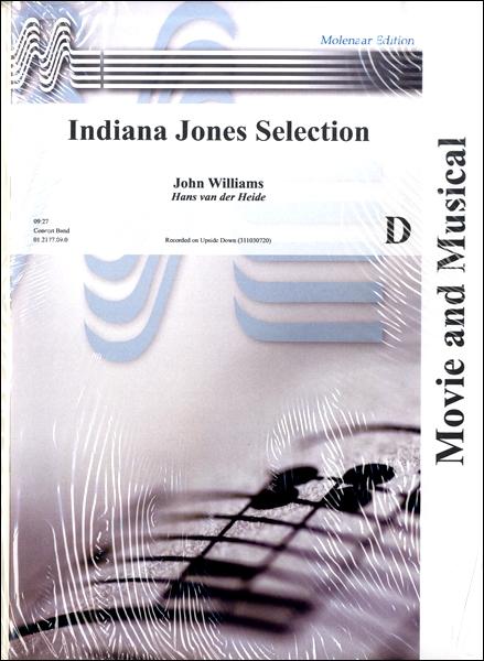 楽譜 輸入Indiana Jones Selection/インディ・ジョーンズ・セレクションCD付 / ウィンズスコア
