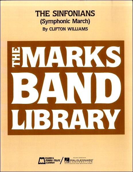 輸入The Sinfonians (Symphonic March)/シンフォニアンズ / ウィンズ・スコア