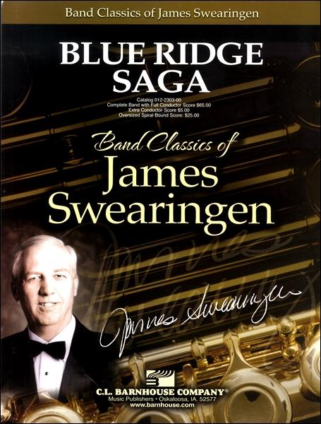輸入BLUE RIDGE SAGA/ブルー・リッジの伝説 / ウィンズ・スコア