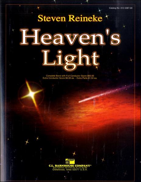 楽譜 輸入HEAVEN'S LIGHT/天の光 / ウィンズスコア
