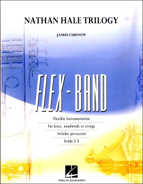 輸入Nathan Hale Trilogy/ネイサン・ヘイル・トリロジー(フレックス・バンド)CD付 / ウィンズ・スコア