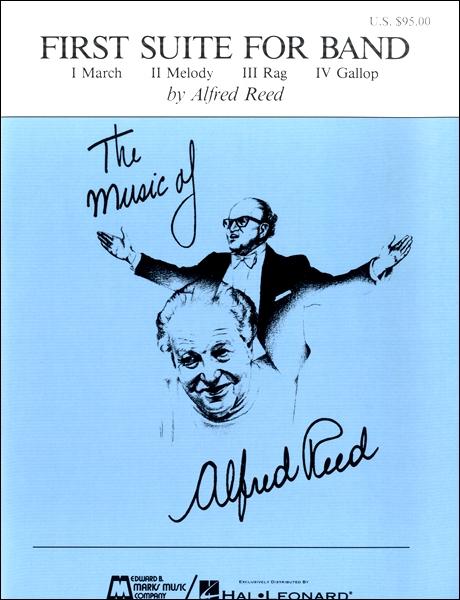 輸入First Suite for Band/吹奏楽のための第1組曲(A.リード) / ウィンズ・スコア