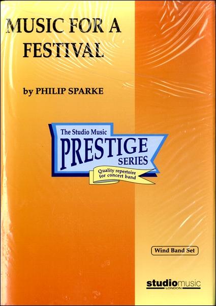 輸入MUSIC FOR A FESTIVAL/祝典のための音楽 / ウィンズ・スコア