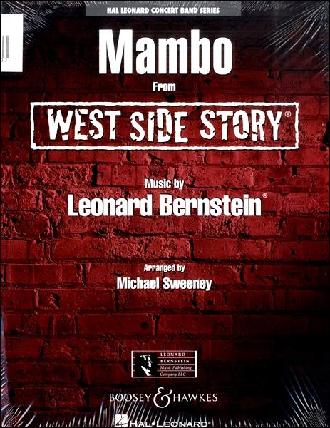 楽譜 MUP563 輸入 マンボ ミュージカルウェストサイドストーリー / ミュージックエイト