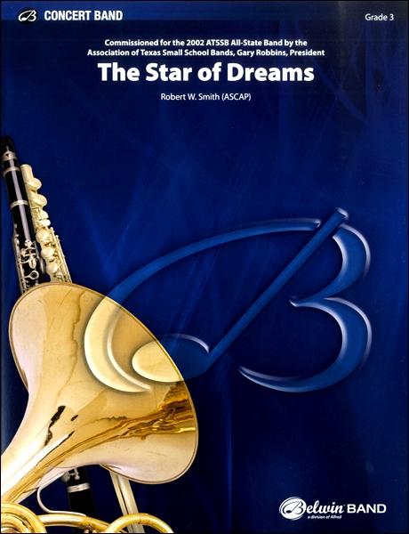 楽譜 輸入THE STAR OF DREAMS/夢の星 / ウィンズ・スコア