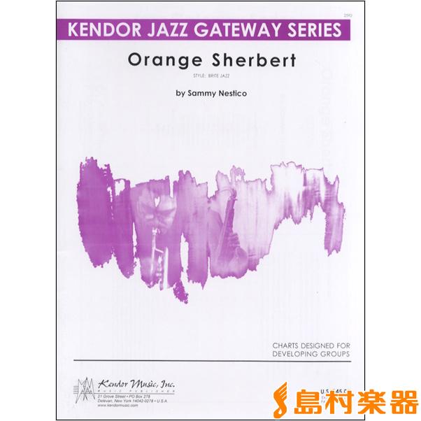HJ1 輸入 Orange Sherbert / ロケットミュージック(旧エイトカンパニィ)