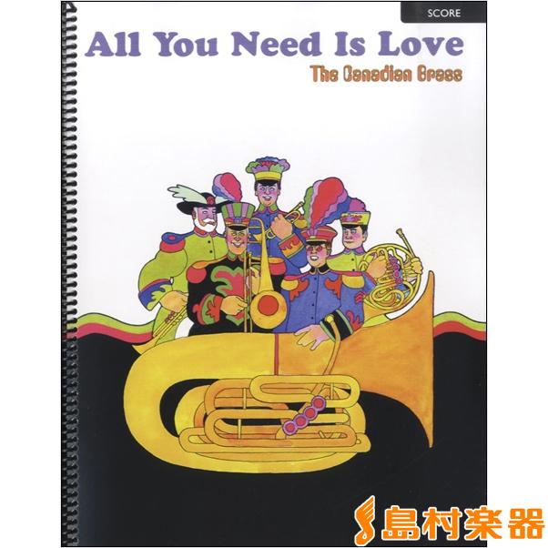 AB387 輸入 ビートルズ曲集(カナディアン・ブラス・バージョン)【金管五重奏】 / ロケットミュージック(旧エイトカンパニィ)