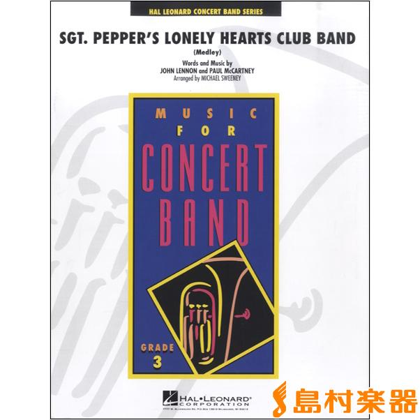 楽譜 UP478 輸入 「サージェント・ペパーズ・ロンリー・ハーツ・クラブ・バンド」 / ロケットミュージック
