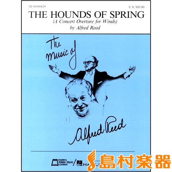 輸入Hounds of Spring/春の猟犬 / ウィンズ・スコア