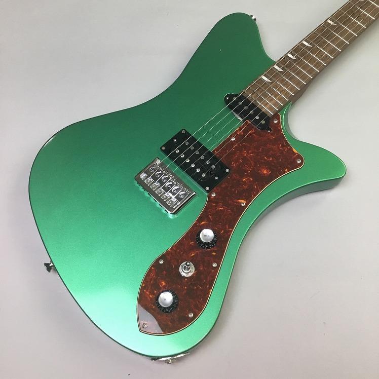【中古】エレクトリックギター RYOGA(リョウガ)/SKATER-H3 Forest Green Metallic【成田ボンベルタ店】