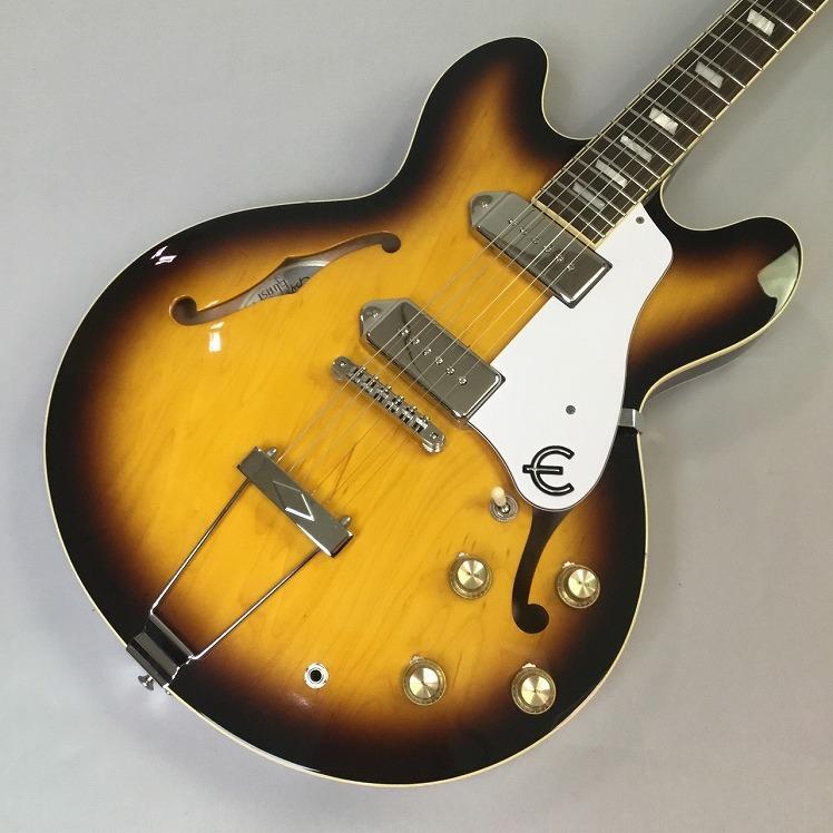 【中古】エレクトリックギター Epiphone(エピフォン)/Elitist 1965 Casino【成田ボンベルタ店】