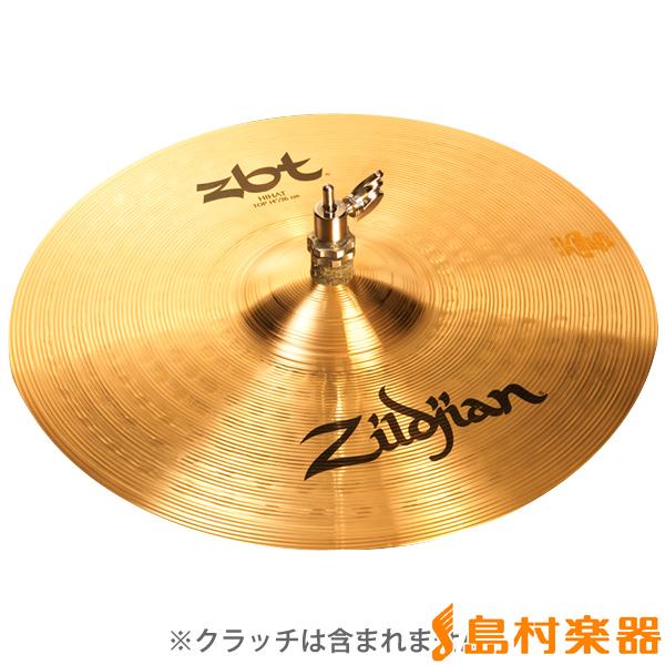 Zildjian ZBT HiHat 14 Top (NAZLZB14HT) ハイハットシンバル・トップ 【ジルジャン】