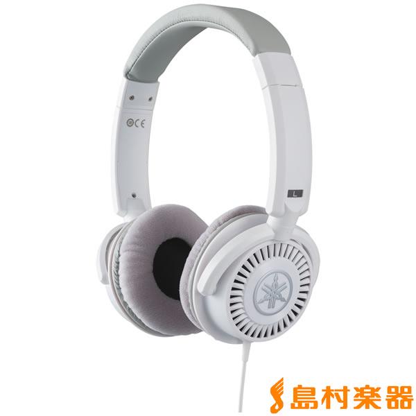 HPH-150WH YAMAHA ヘッドホン (ホワイト) 【ヤマハ】