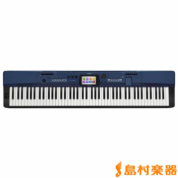 CASIO Privia PX-560MBE 電子ピアノ 88鍵盤 【カシオ プリヴィア PX560】【別売り延長保証対応プラン:D】