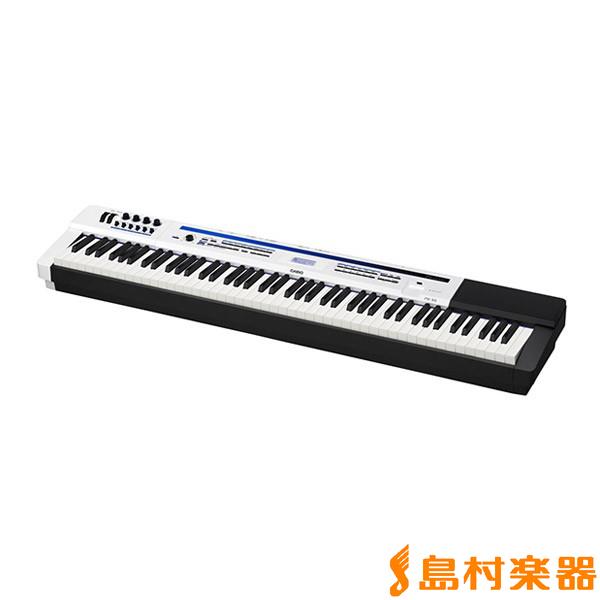 CASIO PX-5SWE W ステージピアノ 【カシオ PX5S】