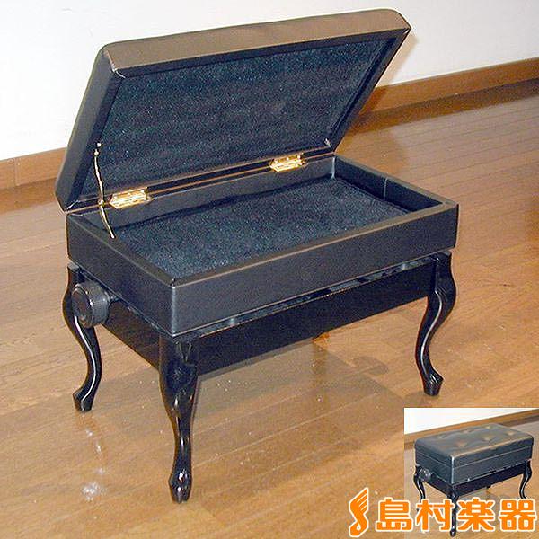 現代ギター社 GGS2 ブラック ギター専用椅子