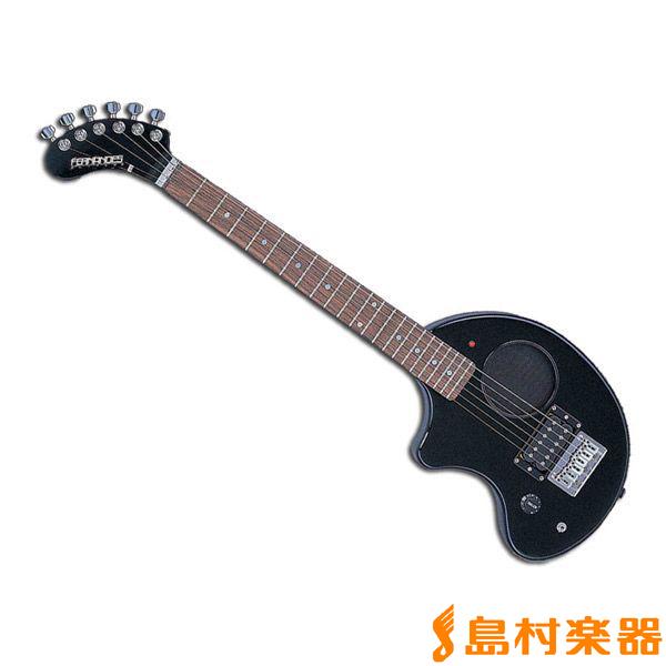 FERNANDES ZO-3 11 LH BLK スピーカー内蔵エレキギター【左利き】 【レフトハンド】 【フェルナンデス】