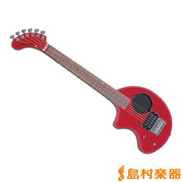 FERNANDES ZO-3 11 LH RED スピーカー内蔵エレキギター【左利き】 【レフトハンド】 【フェルナンデス】