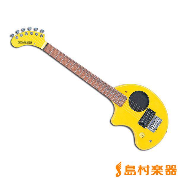 FERNANDES ZO-3 11 LH YW スピーカー内蔵エレキギター【左利き】 【レフトハンド】 【フェルナンデス】