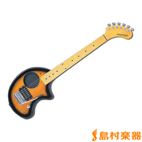 FERNANDES ZO-3芸 '11 W/SC 2SB/M スピーカー内蔵エレキギター 【フェルナンデス】