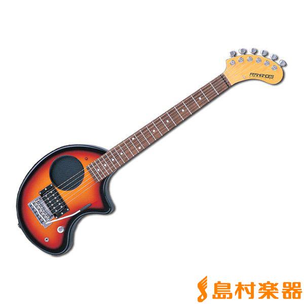 FERNANDES ZO-3芸 '11 W/SC 3SB/L スピーカー内蔵エレキギター 【フェルナンデス】