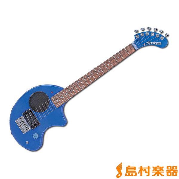 FERNANDES ZO-3 '11 W/SC BLUE スピーカー内蔵エレキギター 【フェルナンデス】