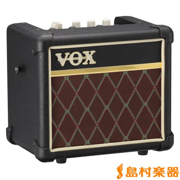 VOX MINI3-G2-CL ギターアンプ ポータブル・モデリング・アンプ 【ボックス MINI3 G2 CL】