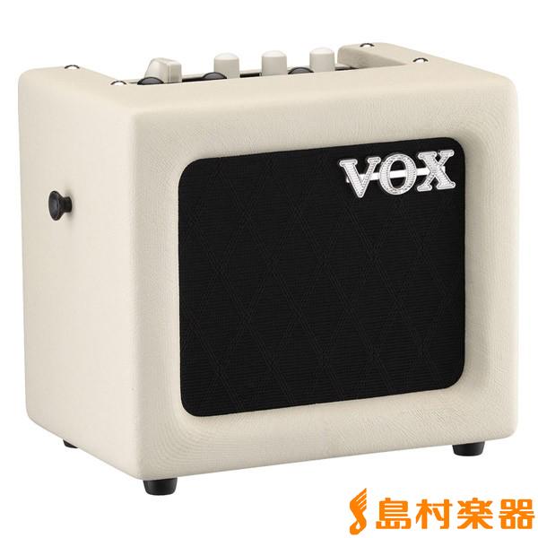 VOX MINI3-G2-IV ギターアンプ ポータブル・モデリング・アンプ 【ボックス MINI3 G2 IV】