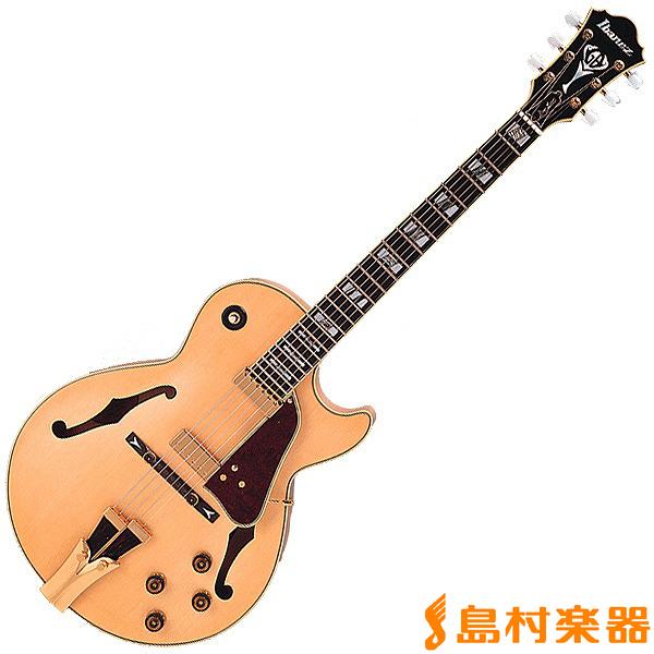 Ibanez GB10 NT ジョージベンソンモデル フルアコ エレキギター 【アイバニーズ】