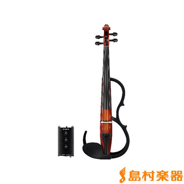 YAMAHA SILENT Violin SV250 BR ブラウン サイレントバイオリン 【ヤマハ】