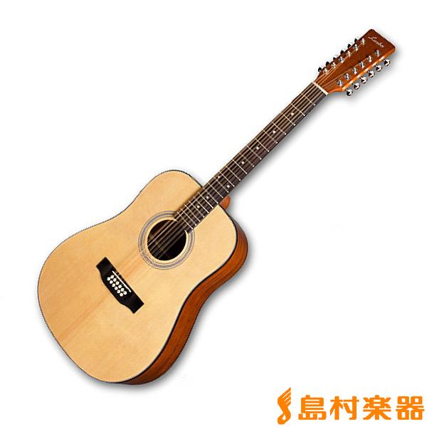 Lumber LDG35-12 フォークギター 【ランバー LDG3512】