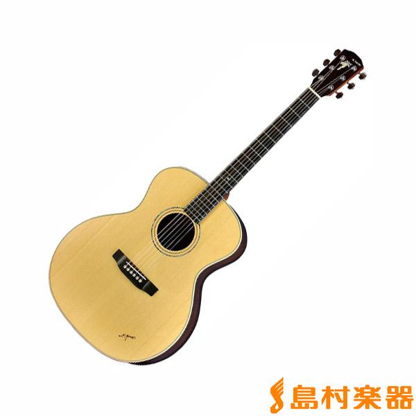 【ストラップ&ピックプレゼント中♪】 K.Yairi BL-95 アコースティックギター【フォークギター】 【Kヤイリ BL95】