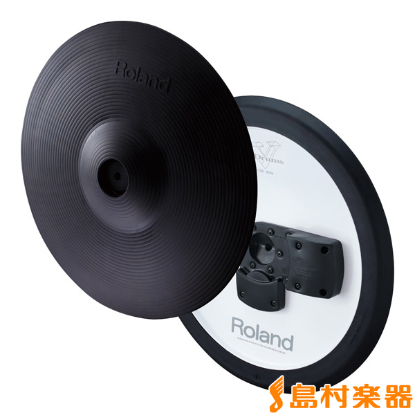 Roland CY-13R 電子ドラム V-Drums用 Vシンバル(ライド用) 【ローランド CY13R】