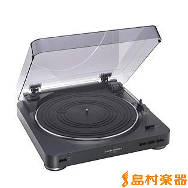audio-technica AT-PL300 BK ターンテーブル アナログ 【オーディオテクニカ ATPL300 BK】
