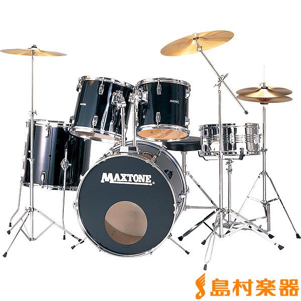 MAXTONE MX116DX ドラムセット 初心者セット 【マックストーン】