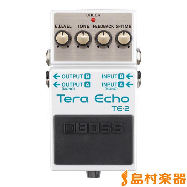 BOSS TE-2 Tera Echo コンパクトエフェクター 【ボス TE2】