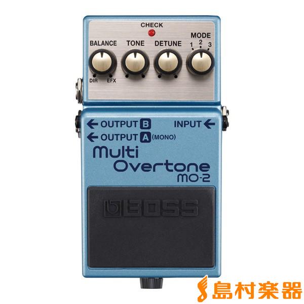 BOSS MO-2 Multi Overtone コンパクトエフェクター 【ボス MO2】