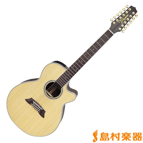 Takamine PTU141C12 N エレアコギター 【100シリーズ】【12弦ギター】 【タカミネ】