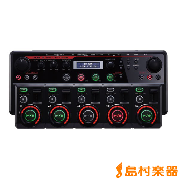 BOSS RC-505 テーブルトップ型ルーパー 【ボス RC505】