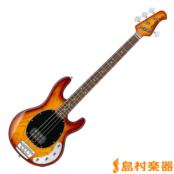 STERLING by Musicman RAY34/R HB スティングレイ ベース 【スターリン】