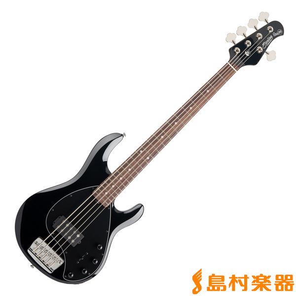 STERLING by Musicman RAY35/R BK スティングレイ 5弦 エレキベース 【スターリン】