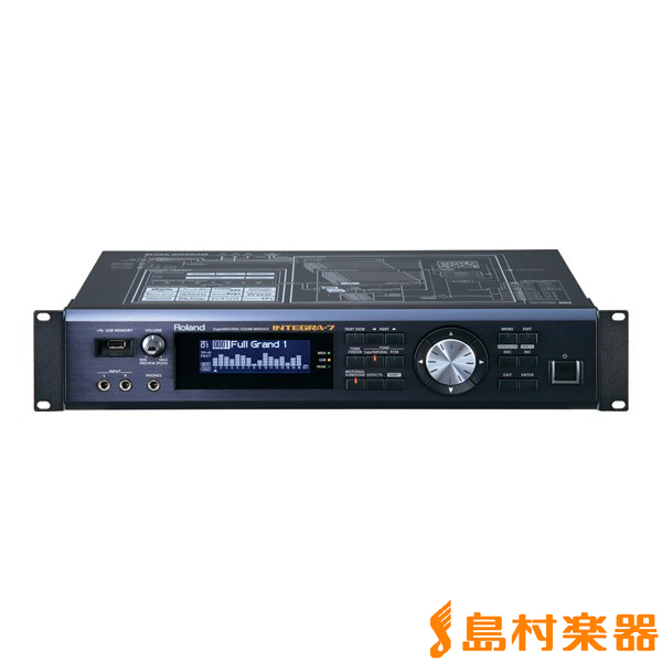 Roland INTEGRA7 SuperNATURAL Sound Module 【ローランド】